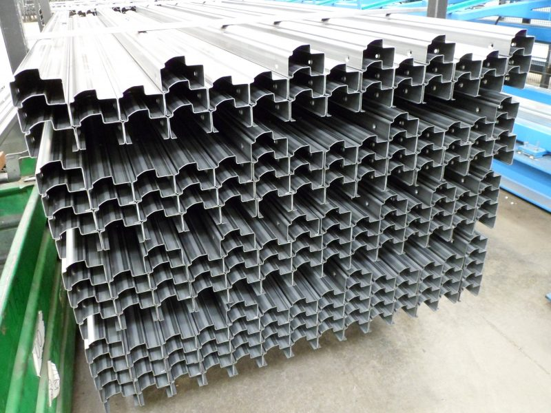 Rollforming lines for window and door frames 1