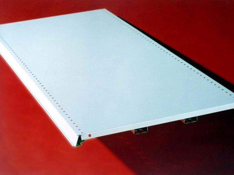 Linhas de produção para prateleiras metálicas 1