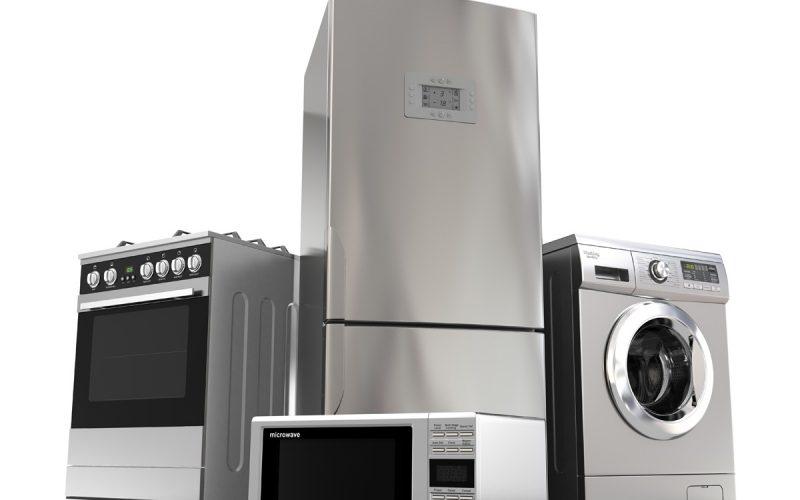 Linhas para painéis de eletrodomésticos