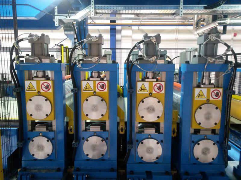 Líneas de producción para cámaras frigoríficas 1