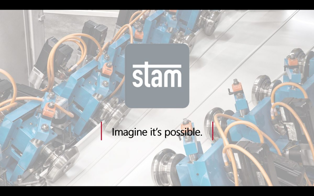 STAM goes to EuroBlech 2018